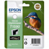 Epson T1590 Kingfisher Inkjet Cartridge Gloss Optimizer Ref C13T15904010