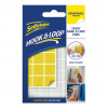 Sellotape Removable Hook and Loop Pads [Pack 24] Ref 2055468