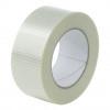 Cross Weave Tape 50mm x 50m Ref CRT50 [Pack 18]