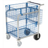 Mail Trolley Heavy Duty