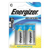 Energizer Eco Advanced Batteries C / E93 Ref E300129900 [Pack 2]