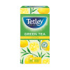 Tetley Individually Enveloped Tea Bags Green Tea with Lemon Individually Wrapped Ref 1296 [Pack 25]