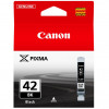 Canon CLI-42 Black Ink Cartridge Page Life 900p 13ml Ref 6384B001