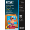 Epson Photo Paper Glossy 200gsm 100x150mm Ref C13S042548 [100 Sheets] *3to5 Day Leadtime*