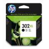 Hewlett Packard [HP] No.302XL Ink Cartridge High Yield 8.5ml Page Life 480pp Black Ref F6U68AE