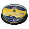 Verbatim DVD+RW Spindle Ref 43488 [Pack 10]