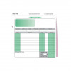 Sigma Invoice Set Business Form 2 Part Set 215x203mm Ref SI2 [Pack 50]