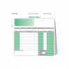 Sigma Invoice Set Business Form 3 Part Set 215x203mm Ref SI3 [Pack 50]