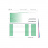 Sigma Purchase Order Business Form 3 Part Set 215x203mm Ref SP3 [Pack 50]