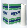 6 Star Facilities Hygiene Roll 20 Inch Width 100 per cent recycled 2-ply 130 Sheets W500xL457mm 40m White