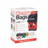 Numatic Replacement Vacuum HepaFlo Dust Bags for 160 & 180 & 200 & 240 & 250 & 300 Ref 604015 [Pack 10]