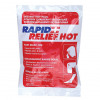 Rapid Relief Instant Hot Pack Latex Free Small 4in x 6in Ref RA43246 *Up to 3 Day Leadtime*
