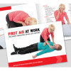 Click Medical First Aid At Work Book Ref CM1317 *Up to 3 Day Leadtime*