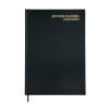 5 Star Office 2019/20 Academic Mid-year Diary Week to View A4 297x210mm Black