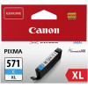 Canon CLI-571XL Ink Cartridge Page Life 375pp 11ml Cyan Ref 0332C001
