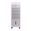 Air Cooler Portable with Oscillation Function Timer Remote Control White
