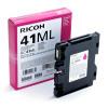 Ricoh Gel Inkjet Cartridge Page Life 600pp Magenta Ref GC-41ML 405767