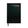 5 Star Office 2019/20 Academic Diary July-July Day-to-Page A5 Black