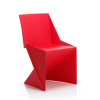 Trexus Freedom Visitor Stacking Chair Polypropylene Red Ref BR000042