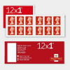 Royal Mail First Class Stamps [50 x Book of 12]
