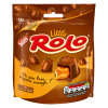 Rolo Pouch Little Bag 103g Milk Chocolate Shell with Caramel Filling Ref 12379555