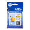 Brother Inkjet Cartridge Page Life 200pp Yellow Ref LC3211Y