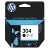 Hewlett Packard [HP] No.304 Inkjet Cartridge Page Life120pp 4ml Black Ref N9K06AE
