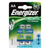 Energizer Battery Rechargeable NiMH Capacity 2300mAh HR6 1.2V AA Ref E300624500 [Pack 2]