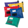 Versapak Mailing Pouch Durable PVC-coated Nylon 355x470mm Yellow Ref CVF3_YWS
