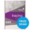 Silvine Professional Tracing Pad Acid Free Paper 90gsm 50 Sheets A4 [COMPETITION]