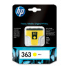 Hewlett Packard [HP] No.363 Inkjet Cartridge Page Life 500pp 6ml Yellow Ref C8773EE