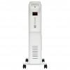 Igenix 2kW Digital Oil Filled Radiator White Ref IG2610