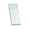 Vestry Survey Book Dimension Weather Resistant 80 Leaf 101x202mm Ref VS2142