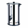 Catering Urn Locking Lid Water Gauge Boil Dry Overheat Protection 1600W 18 Litre