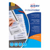 Avery IndexMaker 1-5 Punched Mylar-reinforced Tabs 200gsm A4 White Ref 01810061