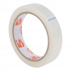 5 Star Office Clear Tape Roll Large Easy-tear Polypropylene 40 Microns 18mm x 66m [Pack 8]