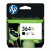 Hewlett Packard [HP] No.364XL Inkjet Cartridge High Yield Page Life 550pp 18ml Black Ref CN684EE