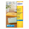 Avery Clear I/Jet Labels 63.5x38.1 21/Sheet J8560-25