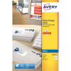 Avery Smartstamp Labels Inkjet Logo 10 per Sheet 135x38mm Ref J5103-25 [250 Labels]