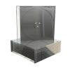 CD Slimline Jewel Case Clear [Pack 50]