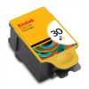 Kodak 30CL Inkjet Cartridge Page Life 275pp Tri-Colour Ref 8898033