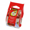 Scotch Packaging Tape Extra Quality in Dispenser for 5kg Up to 10kg 50mmx20m Clear Ref E5020D