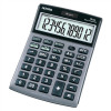 Aurora Semi-desk Calculator 12 Digit 3 Key Memory Battery/Solar Power 103x23x151mm Silver Ref DT661