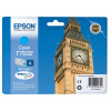 Epson T7032 Inkjet Cartridge Big Ben Page Life 800pp 9.6ml Cyan Ref C13T70324010