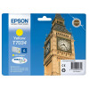 Epson T7034 Inkjet Cartridge Big Ben Page Life 800pp 9.6ml Yellow Ref C13T70344010