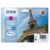 Epson T7023 Inkjet Cartridge Eiffel Tower XL Page Life 2000pp 21.3ml Magenta Ref C13T70234010