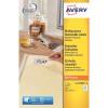 Avery Mini Multipurpose Labels Removable Laser 27 per Sheet 63.5x29.6mm White RefL4737REV-25 [675 Labels]