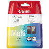 Canon PG-540/CL-541 Inkjet Cartridge Page Life 180pp 8ml Black/Tri-Colour Ref 5225B006 [Pack 2]