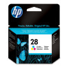 Hewlett Packard [HP] No.28 Inkjet Cartridge Page Life 240pp 8ml Tri-Colour Ref C8728AE