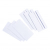 5 Star Value Envelope DL Wallet Self Seal 80gsm White [Pack 1000]